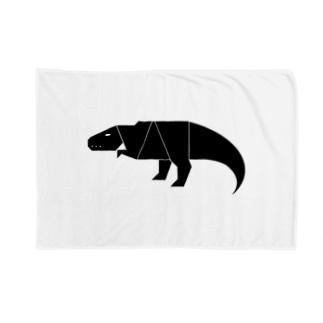 ティラノサウルス Blankets