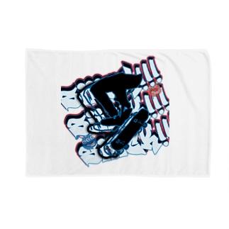 スケボー🛹 Blankets