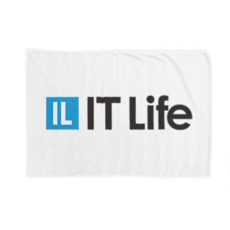 IT Life ブランケット