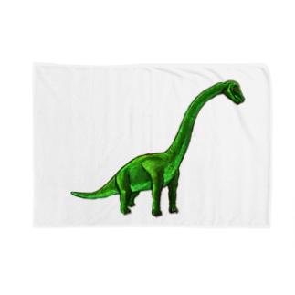 ブラキオサウルス Blankets