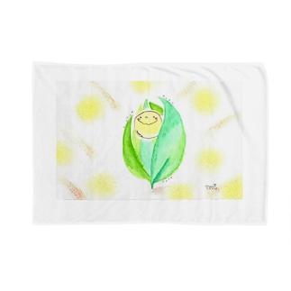 産まれるよお豆ちゃん Blankets