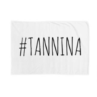 #TANNINA ブランケット