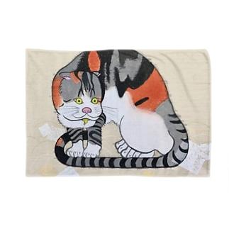 雲丹 Blankets