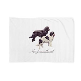 ニューファン Newfoundland Blankets