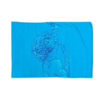 気泡 Blankets