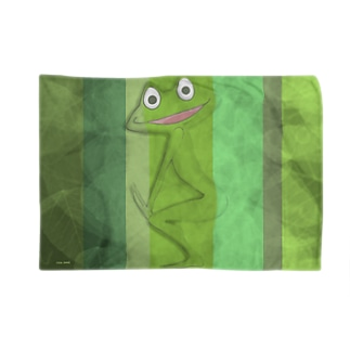 かえる先輩 Blankets