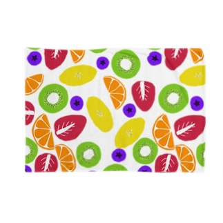 カラフルーツ Blankets