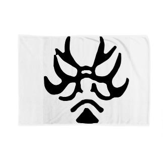 じゃぱにぃずKUMADORI Blankets