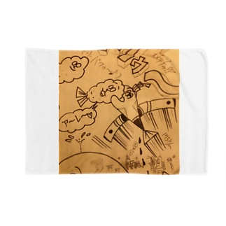 Flying Jet魚君&天麩羅御膳は、25.6度で、揚げる🌟🍤🌟 Blankets