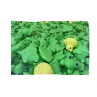 カエルちゃん Blankets