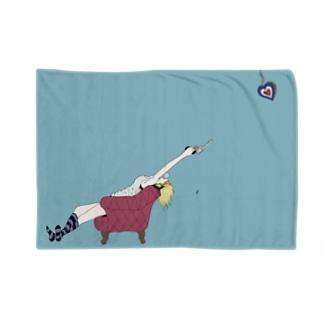 胸がすく Blankets