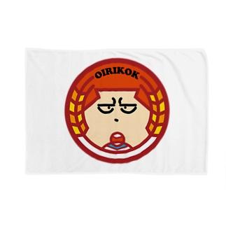 パ紋No.2986 OIRIKOK Blankets