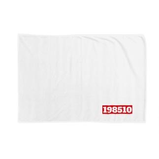 バースデーアピール1985年10月 Blankets