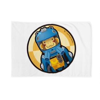 SpaceMonkey ブランケット