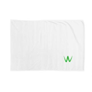 がれっと・でのWカップ Blankets