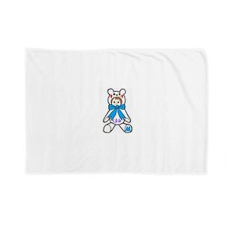 くまーみシリーズ Blankets