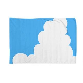 入道雲 Blankets