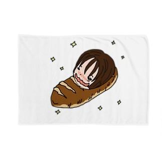 パンに埋もれたい♥️ Blankets