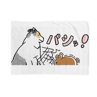 大人気⭐️パシッ柄 Blankets