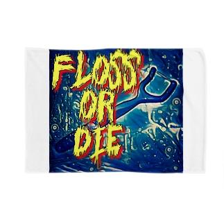 歯科✖︎ROCK-フロスオアダイ Blankets