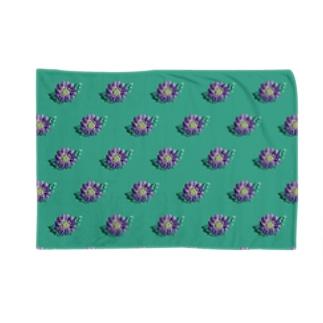 ミヤコワスレ green Blankets