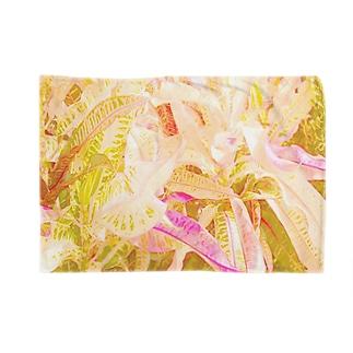南国の葉っぱ2🌿 Blankets
