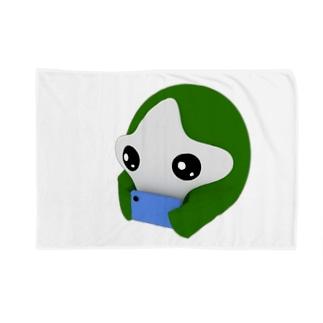 OMTNS Green ブランケット