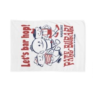 パテブラリ(PATE-BURARI) Blankets