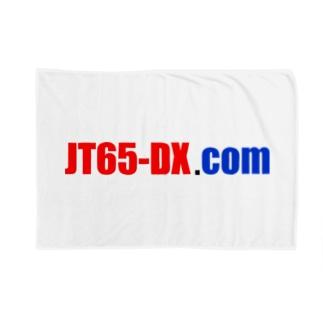 JT65-DX.com 公式Goods ブランケット