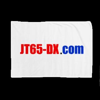 Japan JT65 Users GroupのJT65-DX.com 公式Goodsブランケット