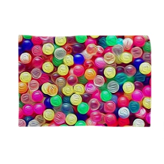dreamy candy Blankets