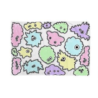微生物 Blankets