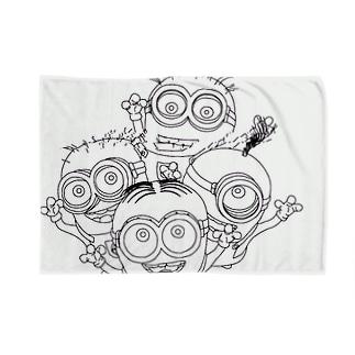 ミニオンズ Blankets