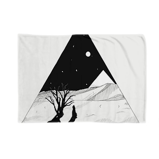 Coroichi999illustration Blankets