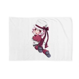 白野おぷち Blankets