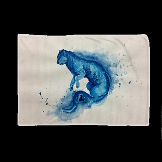 BTOKの青い猫 Blankets