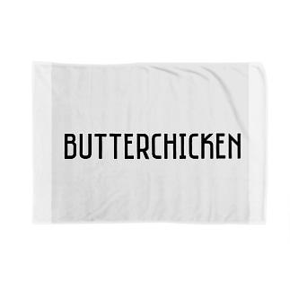 バターチキンカレー   Blankets