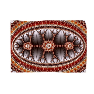 Deep Mandelbrot Set 003 Blankets