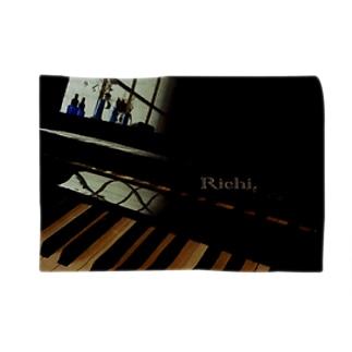 Richi.ピアノ Blankets