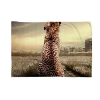 野生動物  Blankets