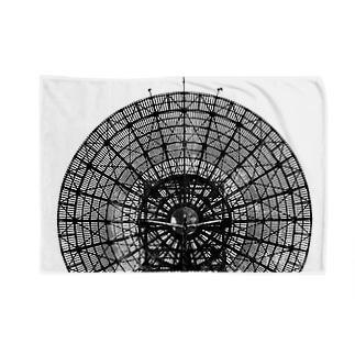 パラボラアンテナ(府中トロポサイト) Blankets