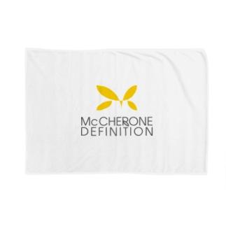 McCHERONE DEFINITION[淡色] Blankets