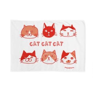 CATCATCAT Blankets