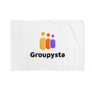 Groupysta公式グッズ Blanket