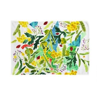 徳島の思い出 Blankets