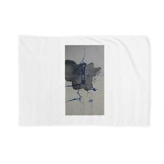 鬱染み Blankets