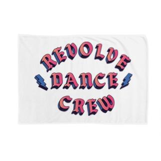 Revolve Dance Crew Blankets