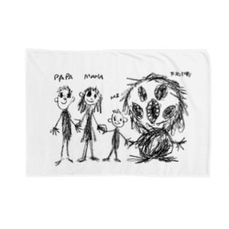 Family &Friends Blankets