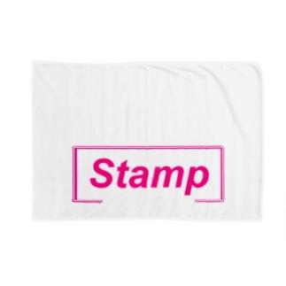 Stamp Blankets