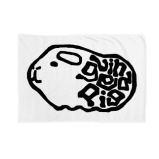 guinea pig Blankets